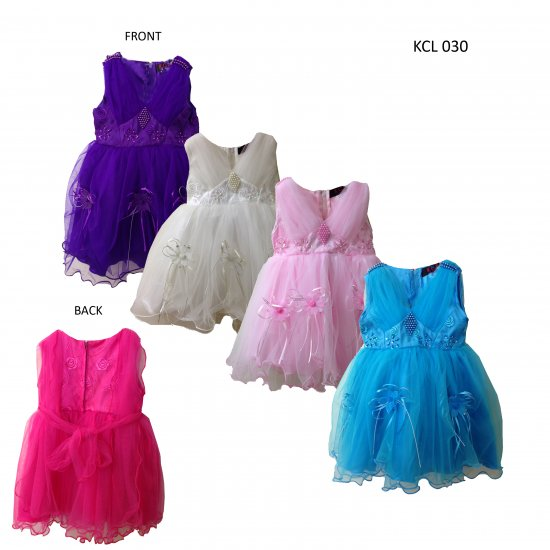 PARTY DRESS - KCL 030 - Click Image to Close