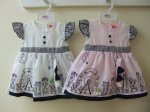 BABY 3 PCS DRESS SET / PANTY / H-BAND