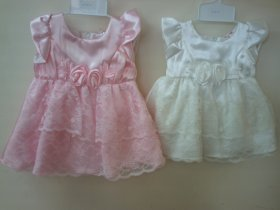 BABY PARTY DRESS { 2 LINNING }-7514
