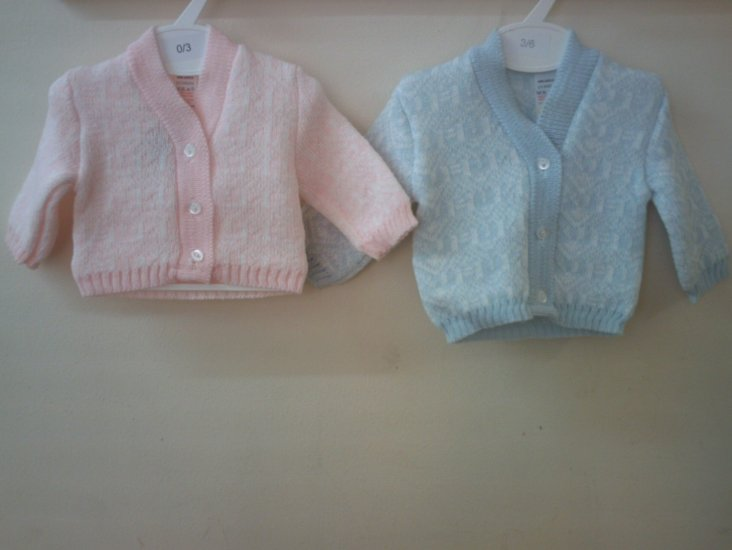 BABY CARDIGAN-1286 - Click Image to Close