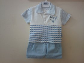 BABY 2 PCS SHORTS SET-7510