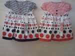 BABY 3 PCS DRESS SET-7321