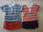 BABY 2 PCS SHORTS SET-7520