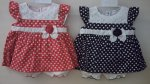 BABY 3 PCS DRESS SET-7221