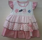 BABY 3 PCS DRESS SET-7213