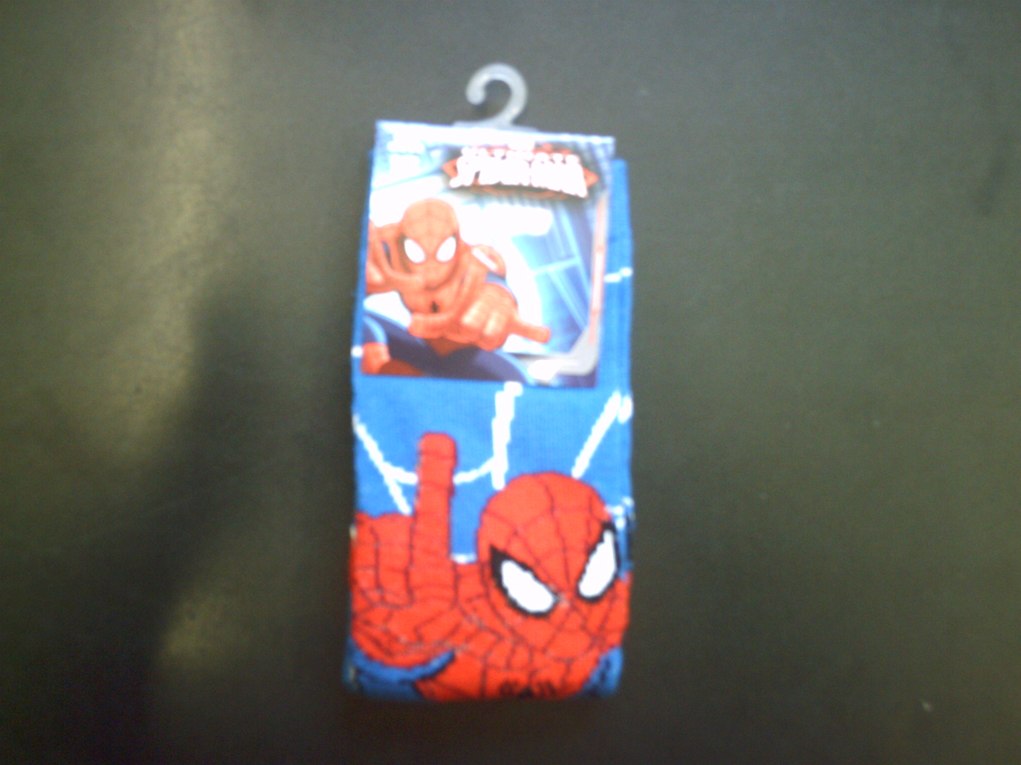 ULTIMATE SPIDER-MAN SOCKS CM404